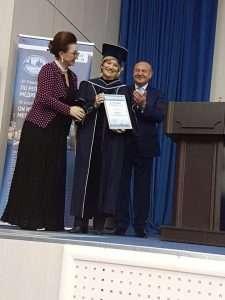 Professor Anastasia Ussia