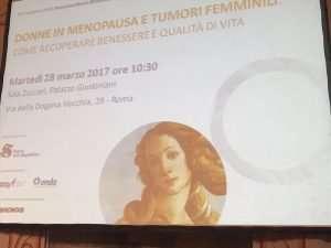 Menopausa e sessualità